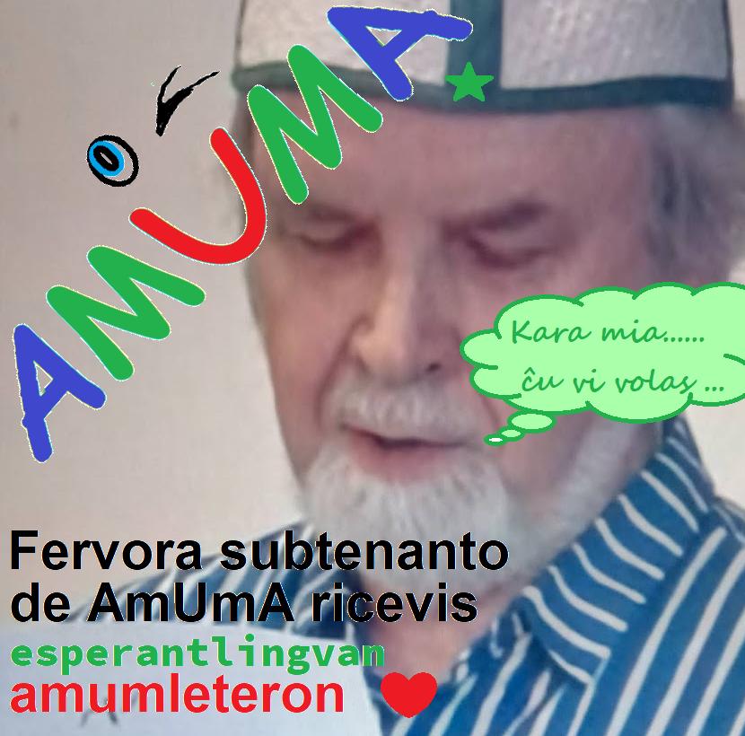 Tykkäyskirje AmUmAlta